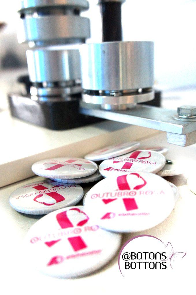 fabricação de botons personalizados