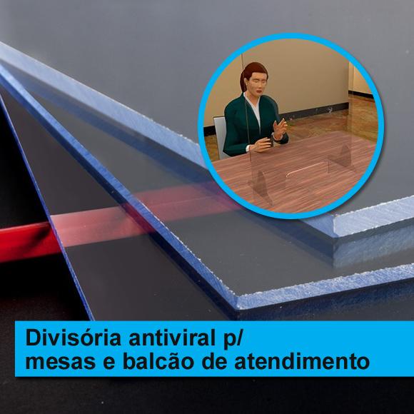 placas de divisórias transparentes para proteção antiviral